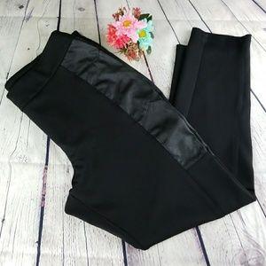 STYLE & CO. Black Straight Leg Pants
